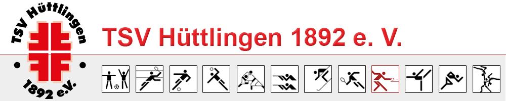 TSV Hüttlingen – Abteilung Tischtennis